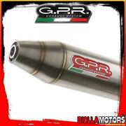 Terminale Gpr Can Am Can Am Outlander 1000 V-twin Passo Corto Short Chassis 10
