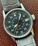 Fortis Automatic Pilot 620.10.46 Watch Steel 200m 34mm Watch Working