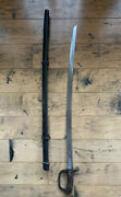 Russian Soviet Cossack Military Sword Marked W3 7328