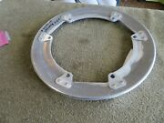 Cessna Aircraft Spinner Back Plate P/n C-2294-12p New Surplus