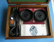 Teac Tokyo Electronic Acoustic Co Tape Maintenance Box Used Vintage Reel To Reel
