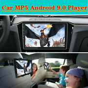 General Car 10.1-inch Android 9.0 Usb Player Fm/wifi/mp5 Bluetooth 4.0 Player