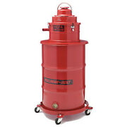 Pullman-holt 102 Big Red Shop Vacuum Wet/dry Pickup 1300w Length 44 In