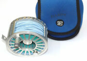 Hardy Zane No 3 Rare Saltwater Fly Reel With Rio Line And Case