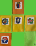 Crests Foreign Calciatori Panini 1970/71 - Sold Single From Recovery
