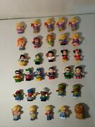 Fisher Price Little People Dc Superheroes Disney Princess Mickey Mouse Big Lot