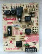 Lennox Surelight Control Board 97l4801 White Rodgers 50a62-121 Used D171