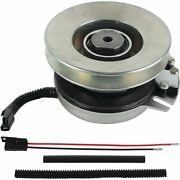 Pto Blade Clutch For Sears Craftsman 717-05121 Electric - W/ Wire Repair Kit