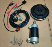 Discount Electric Start Kit For Yamaha Outboard F15 4 Stroke 15hp 4 Stroke 6agk