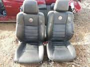 14 Dodge Charger 100th Anniversary Black Leather Seats