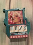 Jem And The Holograms Synergy Doll Keyboard Accessory Hasbro 1986 Release As Is