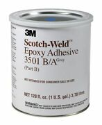 3m 3501 Epoxy Adhesive Can 1 Gal Gray 11 Mix Ratio 25 Min Functional