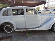 Rolls Royce 1947 Silve Wright Good Used Right Front Door Shell