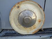 Rolls Royce 1947 Silve Wright Good Used Hub Cap Needs To Be Restored