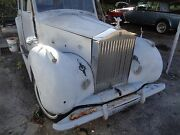 Rolls Royce 1947 Silve Wright Good Used Front Bumper