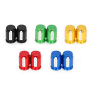 Motorcycle Cnc Valve Core Cap Aerated Mouth Tires Gas Nozzle Cover Universal