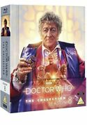 Doctor Who Classic Collection Series Season 8 Blu-ray Sealed Jon Pertwee Not Dvd