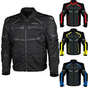 Cortech Speedway Collection Hyper-tec Mens Street Riding Road Motorcycle Jacket