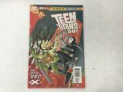 2004 Teen Titans Go Comic 23 Cartoon Network 1st Red X Appearance Future State