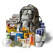 Emergency Camping Hiking Survival Gear Bug Out Bag Water Disaster Food Supply