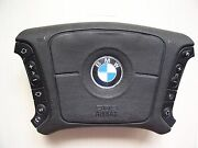 Bmw 5 E39 7 E38 Oem Original Steering Wheel Driver Srs Unit Switches Buttons