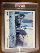Dave Matthews Band Warehouse 8x10 Photo Autographed Signed Psa Certified Dmb