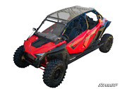 Superatv Heavy Duty Tinted Roof For Polaris Rzr Pro Xp 4 Seater
