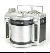 Panon 140 Degree 6x6 Wide Angle Camera W/ 50mm F/2.8 Lens