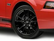 American Muscle Track Wheel In Gloss Black 19x8.5 Fits Ford Mustang 1999-2004