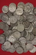 Make Offer 2 Standard Pounds Mercury And Roosevelt Dimes 90 Silver Junk Coins