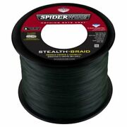 Spiderwire Stealth Braid 3000 Yards- Green - Pick Line Class Free Fast Shipping