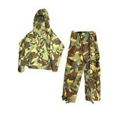 Dpm Mk Iv Chem Suit Uk Military Camo Smock And Trousers Height 180 Breast 100