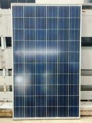 10- Used Trina 240w Ul Solar Panels Can Be Grid Tie Not White Label Serial