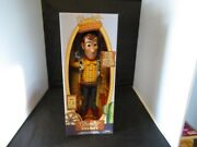 Disney Pixar Toy Story Woody The Sheriff Talking Action Figure