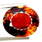 7.03ct Flawless Best 5a+ Orange Yellow Color Natural Tourmaline Awesome Gem-if