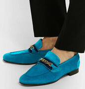Tom Ford Wilton Calf Hair Moccasin Shoes Loafers Shoes Slippers Sneakers 41/7