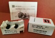 Eaton Cutler-hammer J11 Style 9084a17g01 Type-j Auxiliary Model-c Contact Block