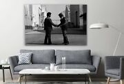 Pink Floyd I Wish You Were Here Music Song Poster Canvas Print Art Décor Wall