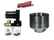 Fass Titanium Fuel Lift Pump 165gph And Filter Remove Kit For 11-14 Duramax 6.6l