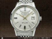 Wyler Incaflex Duo-sport Cal.2472 Automatic Winding Vintage Watch 1970and039s