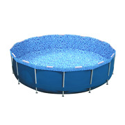 Linerworld - Relining Pool Liner Kit For Intex And Tube Metal Frame Pools