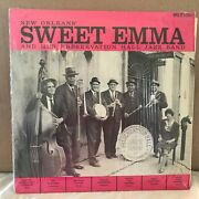 New Orleans Sweet Emma  Lp And Her Preservation Hall Jazz Band