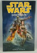 Star Wars Dawn Of The Jedi Book One Force Storm Tpb / Gn Dark Horse 2012 Oop