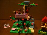 Lego Friends 3065 Olivia's Tree House Complete With Manual No Box