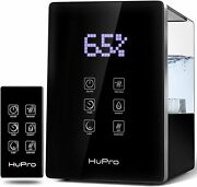 Hupro Pro-771 Ultrasonic Cool And Warm Mist Humidifier - 6l Large Capacity
