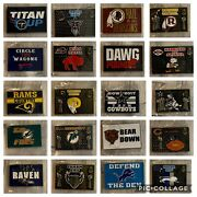 34 Nfl Navy Chief Cpo Challenge Coin Lot