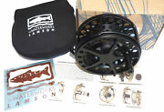 Lamson Waterworks Arx4+ 4 1/2 Large Arbour Fly Reel Instructions Makers Ne...
