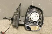 Genuine Original Fiat Doblo And Vauxhall Combo Drivers O/s Wing Mirror Casing