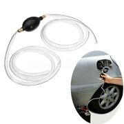 Car Marine Outboard Boat Motor Fuel Gas Hose Line Assembly With Primer Bulb 1m