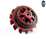 Evo-gp With Z40 Basket And Plate Set Stm Ducati 996 R 2001
